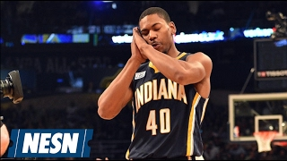 Glenn Robinson III Wins Underwhelming 2017 NBA Dunk Contest