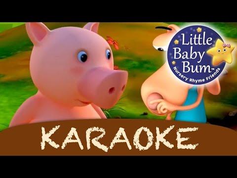 BINGO | Karaoke Version With Lyrics HD from LittleBabyBum!
