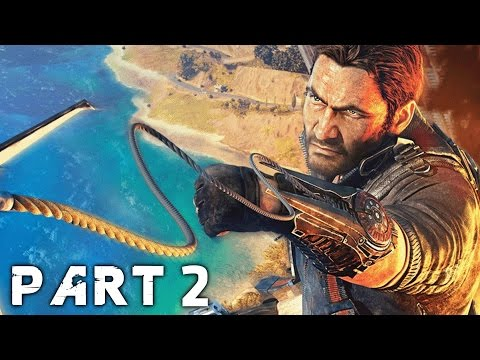 Just Cause 3 Walkthrough Gameplay Part 2 - Rebel Drop - Campaign Mission 2 (PS4 Xbox One)