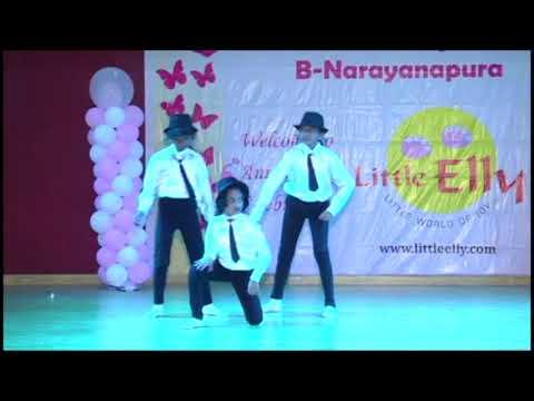 Morakka Matrakka By Little Elly B Narayanapura Girls - Annual Day 2018-19