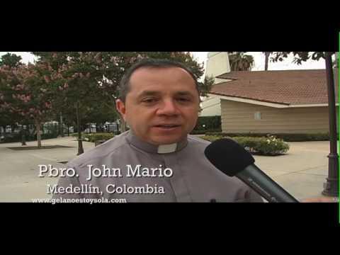 Padre John Mario & Ge'La