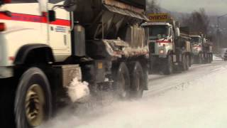 ADOT High Speed Snow Plow Training