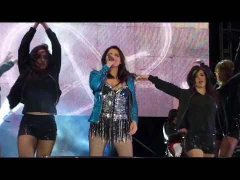 Maite Perroni - Tour Love 2017. Irapuato, Mx (Full HD)