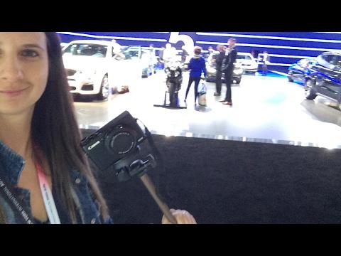 Walking around the NY International Auto Show 2017