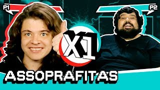 Vídeo - X1 | Assopra Fitas