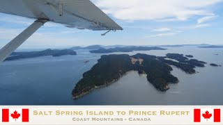 Salt Spring Island to Prince Rupert Video