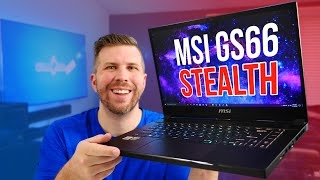 MSI GS66 Stealth Review - Ultraportable Dream Machine?