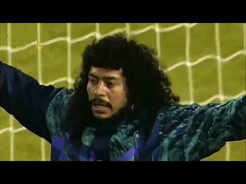 10 Escorpión de René Higuita Que Nadie Podrá Superar