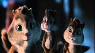 Alvin och Gänget - In The Club (Danny Saucedo) Chipmunk version[LYRICS]
