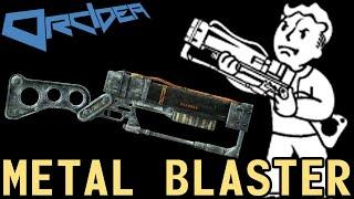 Fallout 3 Unique Weapons - The Pitt - Metal Blaster thumbnail