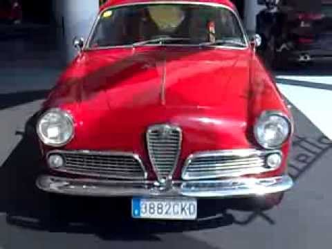 Alfa Romeo Giulietta Sprint 1954 1965 Youtube