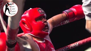 WCF White Collar Boxing | WCF26 – Salford Slugfest Fight Night Highlights