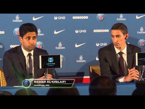 Di Maria outlines PSG ambitions