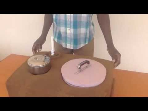 Energy Efficient cooking stove
