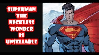 Comic Book Shops Can't Sell Rob Liefeld's Superman Cover - Comics Sold To Readers