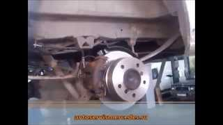 Ремонт тормозной системы Мерседес Спринтер(, 2014-03-25T06:19:08.000Z)