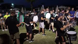 "Drumbattle  Showband ""Calypso"" VS Showband ""Spirit of 52"""