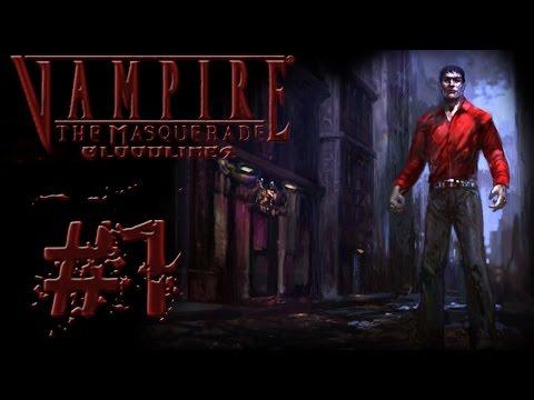 Прохождение Vampire: The Masquerade Bloodlines #1 Пробуждение