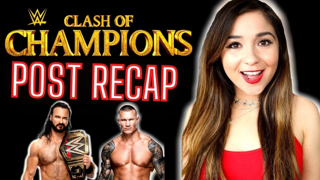 Download WWE CLASH OF CHAMPIONS 2020 POST-SHOW REVIEW