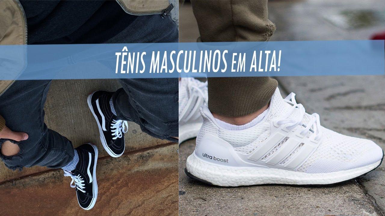 0f67d6b27 Calçados Masculinos 2018 - Tendências 🔥 - YouTube