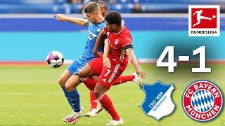 Hoffenheim & Kramaric shine vs Bayern | TSG Hoffenheim - FC Bayern München | 4-1 | Highlights | MD 2