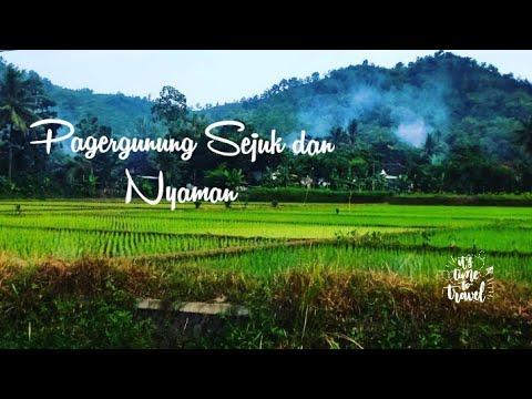 pagergunung-kesamben-blitar-east-java-indonesia
