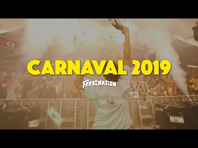 CARNAVALSTOUR 2019 - FEESTNATION