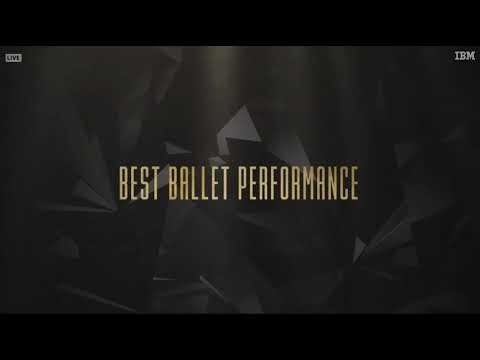 Best Ballet Performance - The Dance Awards Las Vegas 2019