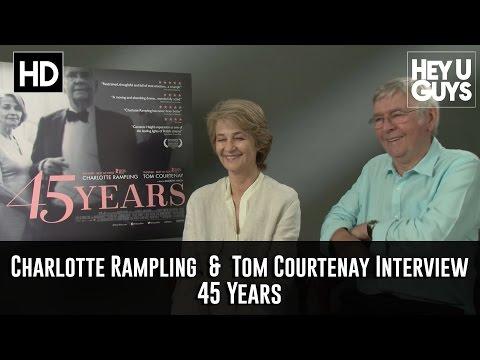 Tom Courtenay & Charlotte Rampling   45 Years