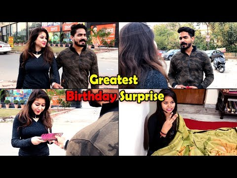 GREATEST BIRTHDAY SURPRISE || FUNNY VIDEOS || The Rahul Sharma-YouTube