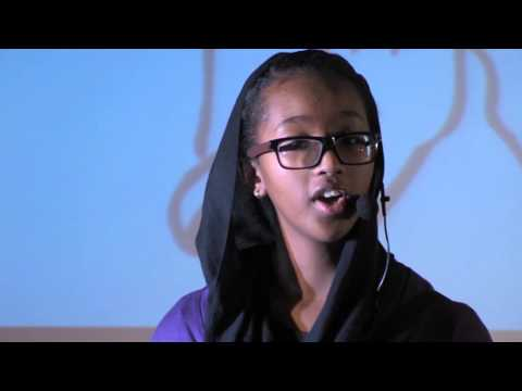 My personal experience change: Lina Amar at TEDxYouth@Khartoum