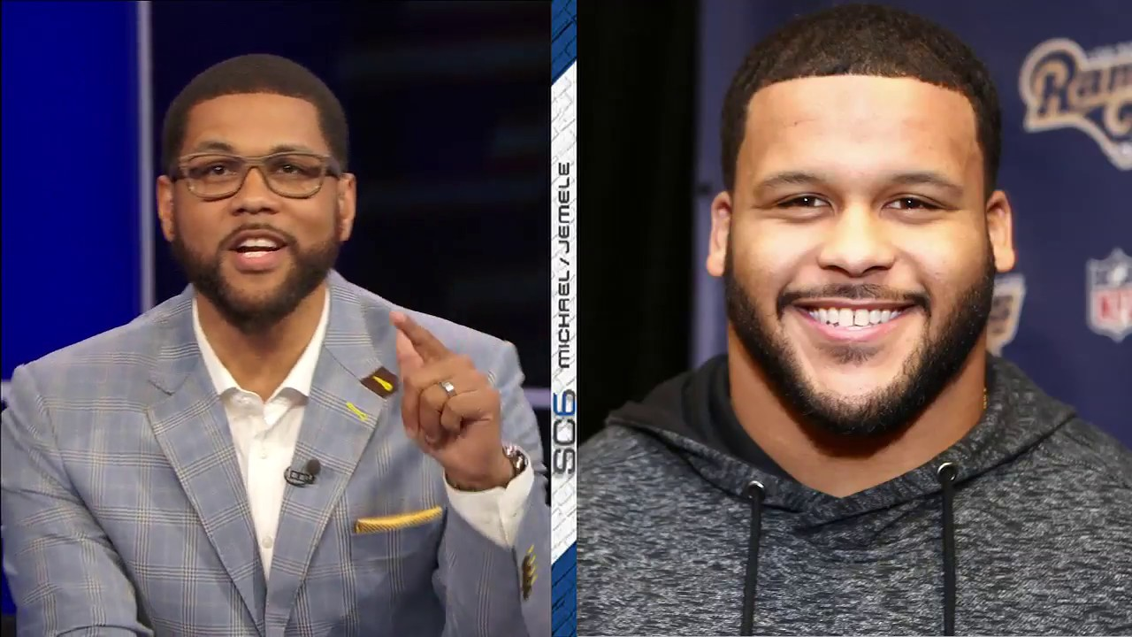 Aaron Donald Does Not Report To Rams Training Camp SC6