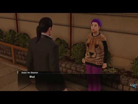 Yakuza 0 Gold Hostess Locations - YouTube