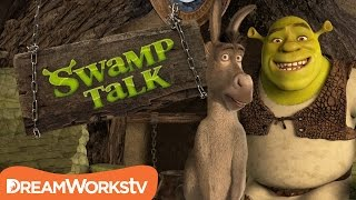 Fun Facts Smackdown | SWAMP TALK WITH SHREK AND DONKEY