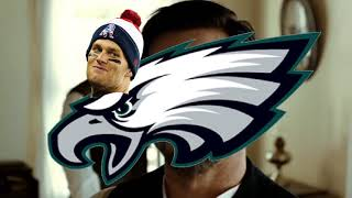 """The Assassination of the Philadelphia Eagles by the GOAT Tom Brady"""