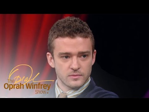 Justin Timberlake's Secret to Staying Grounded | The Oprah Winfrey Show | Oprah Winfrey Network
