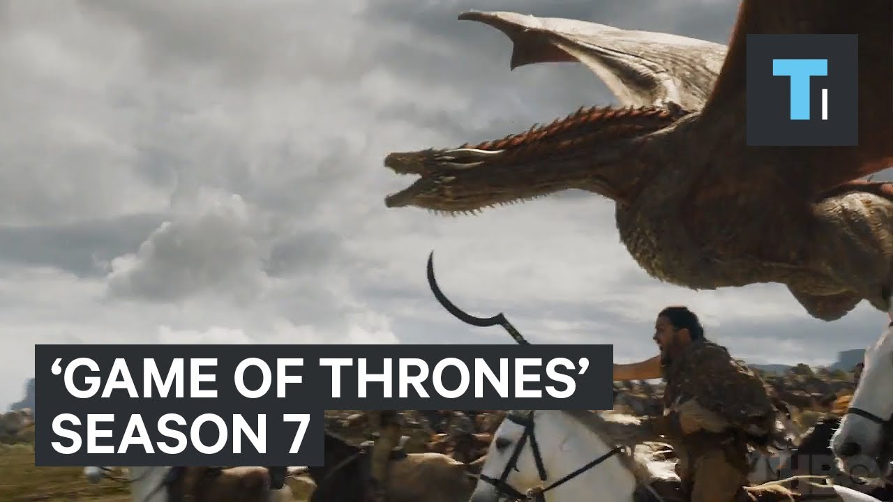 Everything We Know From The Second Trailer For 'Game of Thrones' Season 7