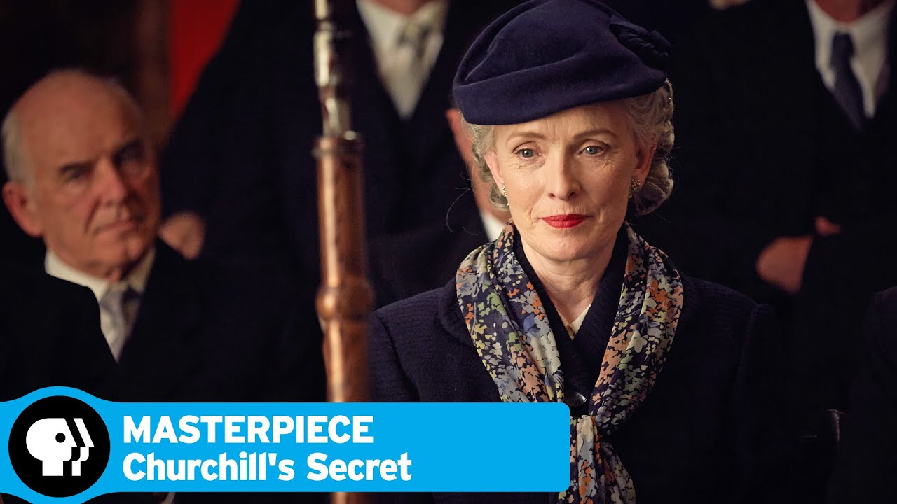 Download CHURCHILL'S SECRET on MASTERPIECE   Official Trailer   PBS