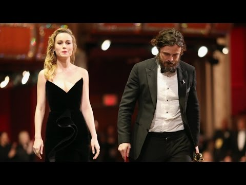 Thumbnail: Brie Larson Says Not Clapping for Casey Affleck at the Oscars 'Spoke For Itself'