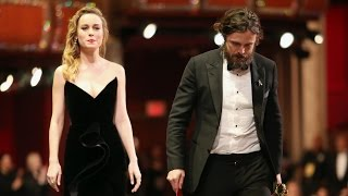Brie Larson Says Not Clapping for Casey Affleck at the Oscars 'Spoke For Itself'