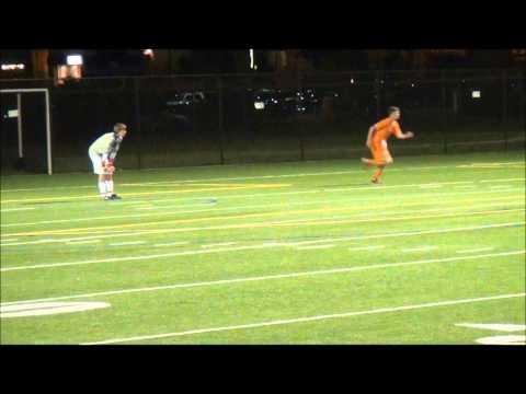 2012 Bel Air Bobcats Varsity Soccer Senior Night