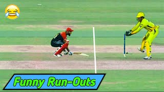 Top 10 Most Funny Run-Outs in Cricket History Ever