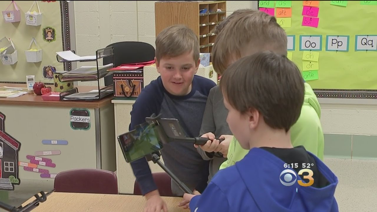 Chester County Elementary Takes Part In Google's 'Expeditions Pioneer Program'