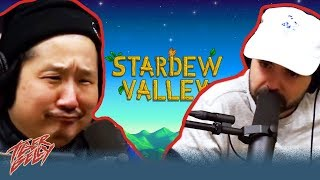 Bobby Lee Is Disappointed In His Stardew Valley Wife ft. Nick Rutherford