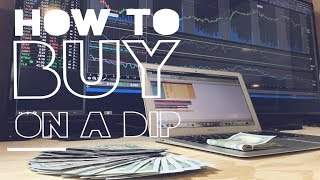 How To Buy A Penny Stock On A Dip | Investing 101