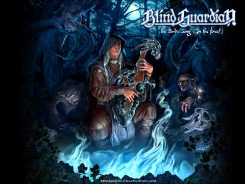 Blind Guardian - The Bards Song (Studio Version) (Lyrics)