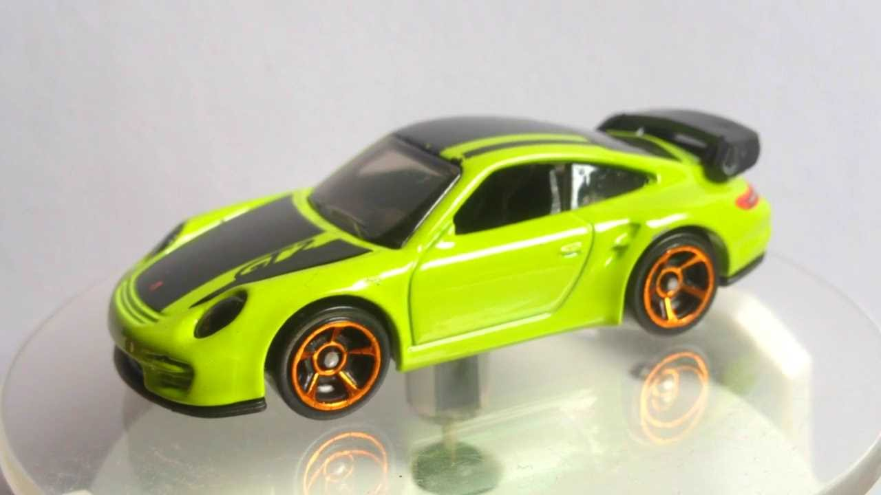 Hot Wheels Porsche 911 Gt2 Youtube