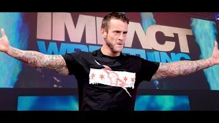 WHAT IF CM PUNK BOUGHT TNA? - FANTASY BOOKING WITH TEW 2016