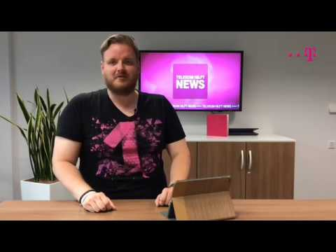 Social Media Post: 3 Jahre Telekom hilft News