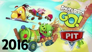 Angry Birds Go! - Real Gone (2016)